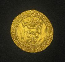 1494 Charles VIII gold ecu