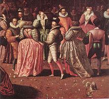 Catherine de Medici and the ballet Comique de la Reine (3/6)