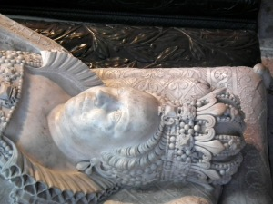 catherine tomb