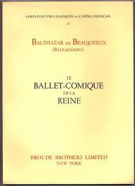 Catherine de Medici and the ballet Comique de la Reine (5/6)