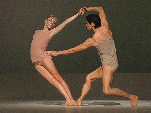 Lean muscled bodies Sarah Lamb