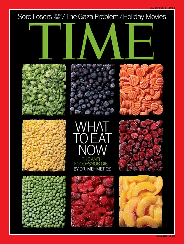 time food snobs