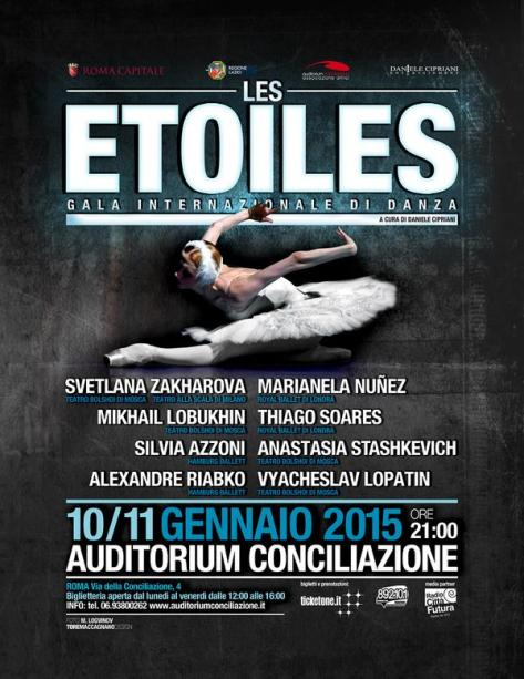 Les Etoiles Gala Internationale