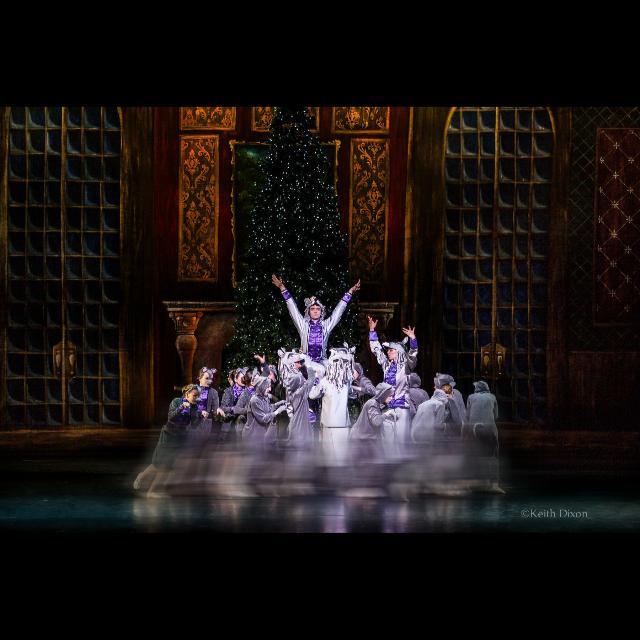 Monica Loughman Ballet Nutcracker