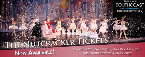 The Nutcracker Cap Perf Arts Cntr