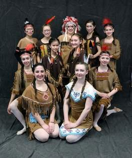 Ballet tells Sacagawea's story - Special - southcoasttoday.com - New Bedford, MA