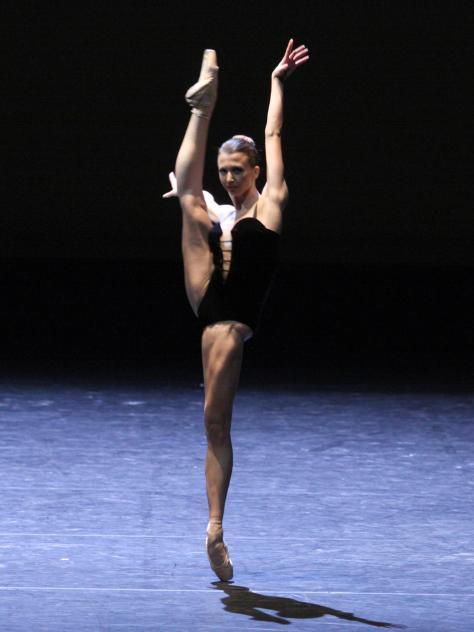 Anna Tikhomirova, Bolshoi Ballet