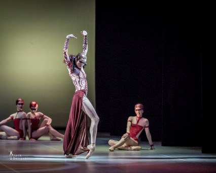 Medea by Gianluca Schiavoni The Estonian National Ballet at Teatro alla Scala